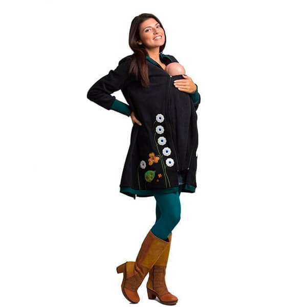 Abrigo de porteo y embarazo Mirari
