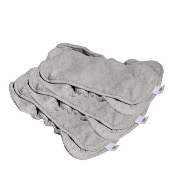 Pack 3 absorbentes de día para pañal de tela Pop in