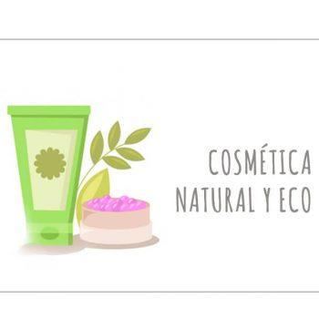 Cosmética Natural y ECO