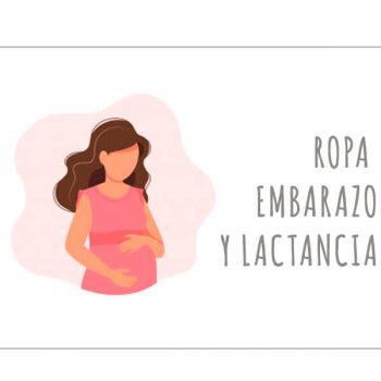 Ropa Embarazo, Lactancia y Porteo