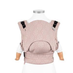 Mochila Fidella fusion. Paperclip rosa