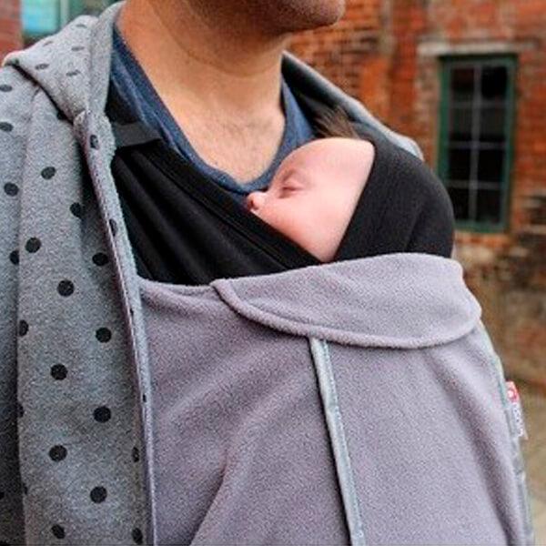 Cobertor para portabebés y silla de paseo Cocoon