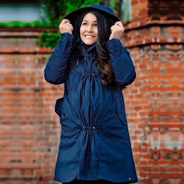 Abrigo de embarazo y porteo Kowari