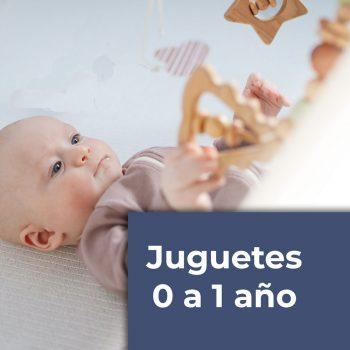 Bebés de 0 a 1 año